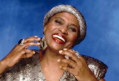 Miriam Makeba a Mama África