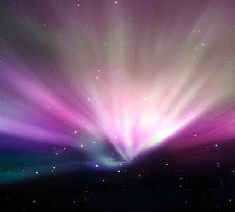 Voando Espiritualmente na Luz das Estrelas