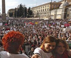 GRANDE FESTA IN ITALIA