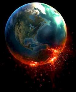 Você acha que o mundo vai acabar em 2012?