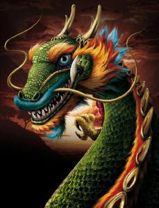 2012 Ano do Dragão de Água