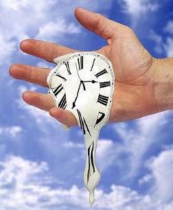 ¡Cuánto tiempo perdemos en la vida!