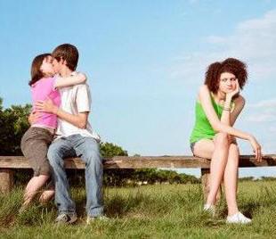 Tem um intruso em sua vida amorosa?