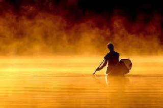 Fluyendo con el rio de la vida