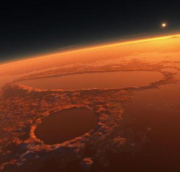 Marte Regente de 2015