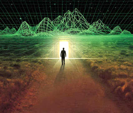 ¿Será cierto que podríamos estar viviendo dentro de un sueño inducido?