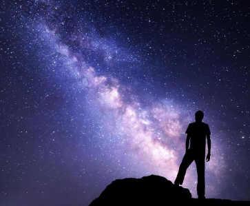 O universo oferece o que você precisa