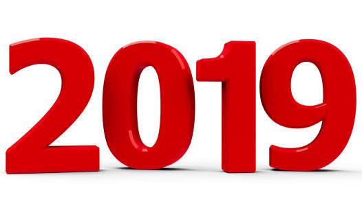 A Numerologia de 2019: Seus desafios e oportunidades!