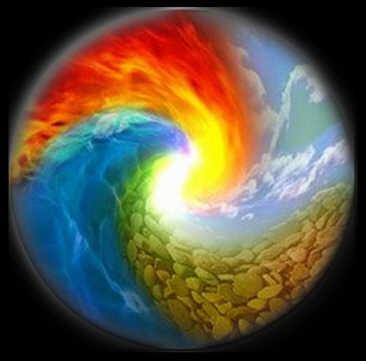 Fogo, Terra, Ar e Água