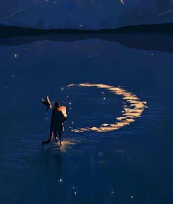 Na força das águas do espírito...