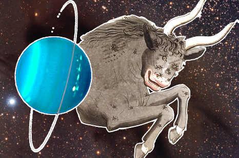 Como enfrentar os efeitos de Urano em Touro