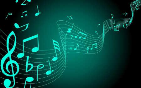 Nas ondas espirituais da música