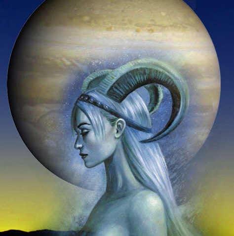 Júpiter ingressou em Capricórnio Dezembro de 2019