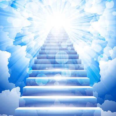Experiência fora do corpo - Luz e honra na senda