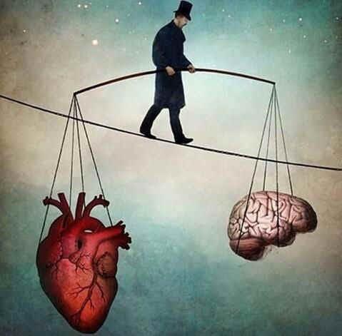 Como posso manter o meu equilíbrio nesse período tão difícil?