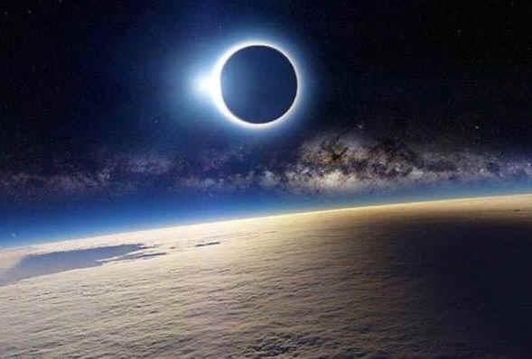 Devo ter medo dos efeitos dos eclipses?
