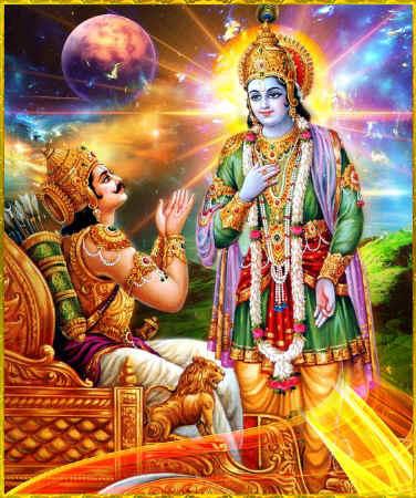 Semeando estrelas com Krishna no Darma... Parte 2