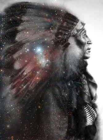 A magia do grande espírito