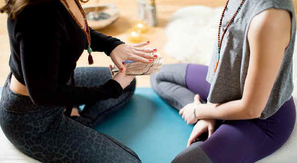 Meditando com o Tarô