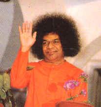 Quirologia - A Mão de Sathya Sai Baba