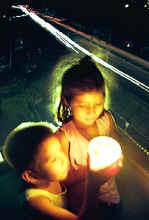 Levando Luz a quem precisa
