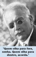 Carl Jung saindo da Matrix
