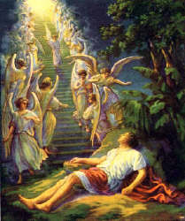 A escada de Jacó ou o Despertar da Consciência