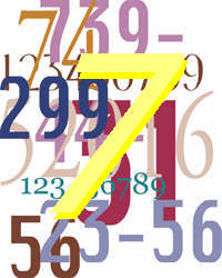 Numerology prospects for 2005