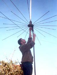 Limpiando las Antenas