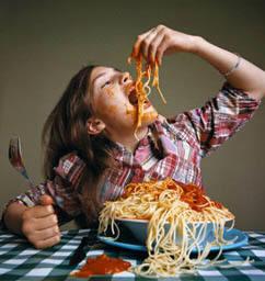 Alimentación: Placer x Compulsión