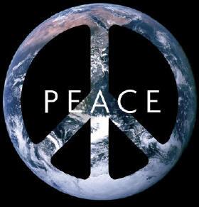 O símbolo da paz está fazendo 50 anos