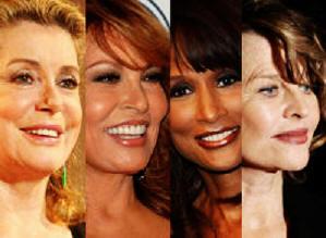As mais belas damas