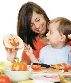 Como alimentar as crianças?