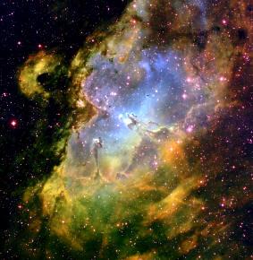 Útero del Universo