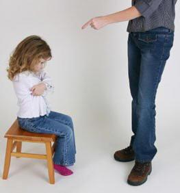 La no violencia en la forma de criar a los hijos