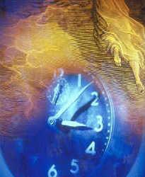 O Tempo é a Atmosfera da Mente