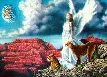 Las Apariciones de la Virgen y el mundo intra-terreno de Lis