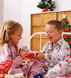 Il miglior regalo per i nostri figli.....
