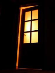 A porta do nunca mais