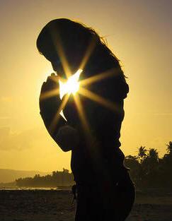 Deus está em Mim e em Você