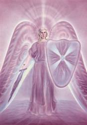 Aprendiendo a usar el manto de la invisibilidad (Oración del Arcángel Miguel)