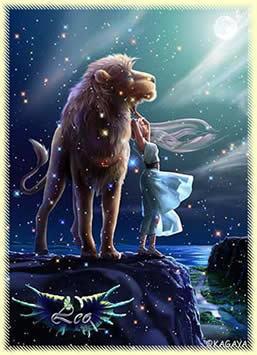 Aspectos sentimentais do signo Leão
